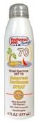 Preffered Plus Sunscreen Continuous Spray, SPF 70 - 180ml