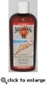 Mexitan SPF 15 All Natural Biodegradable Sunscreen 240ml