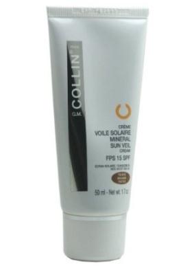 G.M. COLLIN - Mineral Sun Veil Cream SPF 15 Bronze Tinted