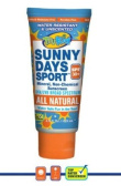 TruKid SPORT Unscented/Water Resistant Sunny Days SPF30+ Lotion 100ml tube