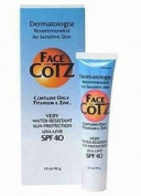 Cotz Face Cream Water Resist UVA/UVB SPF 40 - 45ml
