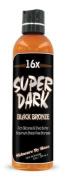 Hoss Sauce 16x Super Dark Black Bronze Tanning Lotion - 250ml