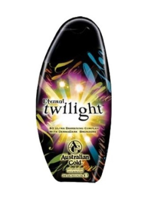 Australian Gold Eternal Twilight Tanning Lotion B3 Ultra Darkening Complex with DermaDark Bronzers 250ml