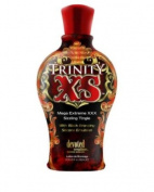 2013 Devoted Creations Trinity XS Mega Extreme XXX Sizzling Tingle Tanning Lotion 360ml