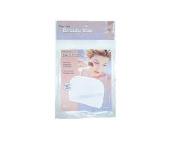 Clear-Vue Frosted Cosmetic Crescent Bag