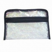 Clear Totes Large Cosmetic Bag 24.1cm X 16.5cm X 6.4cm