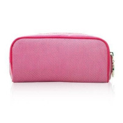 Danielle Perfect Pink Oblong Cosmetic Purse Cosmetic Bags