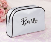 Bride White Medium Travel Bag