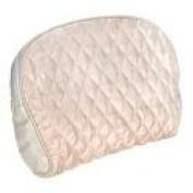 Pink Silk Waterproof Cosmetic Bag