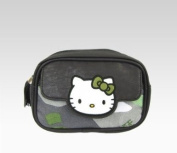Hello Kitty Camouflage Cosmetic Pouch