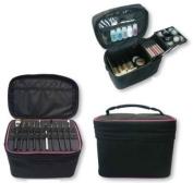 City Lights Microfiber Cosmetic Bag