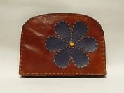 Pir Make up Bag in Leather