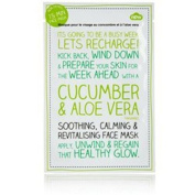Detox - Cucumber Aloe Face Mask