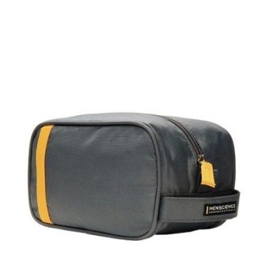MenScience Personal Travel Bag (Grey Microweave Fabric)