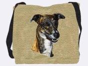 Greyhound Tote Bag - 17 x 17 Tote Bag