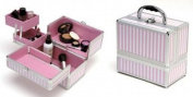 TZCase Pro-Series Cosmetic Case - Pink #AB-63PS