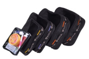 Zuca Standard Packing Pouch 4-Piece Set, Rip Stop Nylon & Mesh, for Zuca Pro and Sport