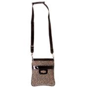 Safari Chic Sidekick * Flaunt Handbag NWT Patent Liquid Gloss 92052