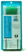 Quality Choice COTTON SWAB BLISTER PACK 300EA