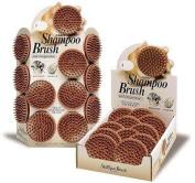 MARVY Scalp Invigorator/Shampoo Brush