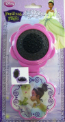 Princess And The Frog Hair Brush - Compact Mirror With Pop-Up Brush