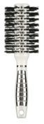 Infiniti by Conair Nano Silver Vented Mixed Boar Round Brush, Large