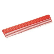 Weaver Leather COMB ANIMAL 22.9cm RED