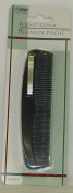 Hair Pocket Comb with Clip