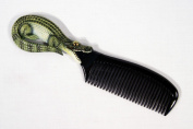 Wholesale Pack Handpainted Green Alligator Comb