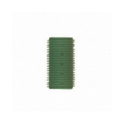 Hairart Med Rollers Green Self Gripping #13305