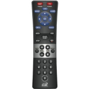 ONE FOR ALL Product-ONE FOR ALL DISHEZR 2-Device IR Simple Dish Universal Remote