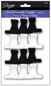 Butterfly Clamps 1-dozen * Small Size