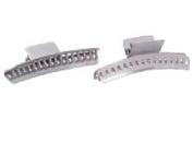 Marianna Professional Yoyette Clips * Aluminium Wave Clamps 7.6cm 12 Clips Per Bag