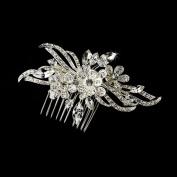 Rosangela Charming Crystal Wedding Bridal Hair Comb