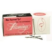 Flamingo Bobby Pins - Silver 0.45kg.