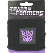 Transformers Decepticons Logo Sweatband