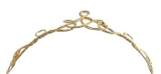 Gold Peak Adjustable Circlet