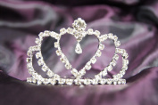 Beautiful Bridal Wedding Tiara Crown in With Leaf Crystal Party Accessories DH15754