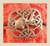 Celtic 'Elephant' - Pony Tail Holder