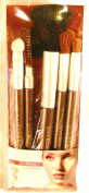 Cosmetic Brushes 5 Pcs Set