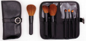Makeup Brush Set Kit, Makeup Travel Brushes, Cosmetic Brushes for Makeup Application , Blush Brush, Eye Shadow Brush, Makeup Cosmetic Case for Brushes ,Different Size Cosmetic Makeup Brushes Professional High Quality