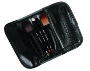 Royal & Langnickel Travel Essentials 5-Piece Cosmetic Brush Travel Set