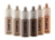 TEMPTU PRO Airbrush Makeup Contour Kit 6 Pack S/B Makeup Starter Set