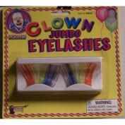Clown Jumbo Eyelashes