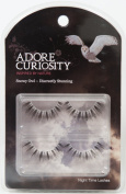 Snowy Owl; high quality, professional, dramatic night time eyelashes, 2 pairs, inspired by nature's beauty