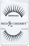 RED CHERRY Lashes Spiderwebs