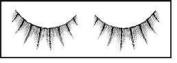 Xtended Beauty Eyelash NOT SO SWEET STRIP LASHES W/AD X2112