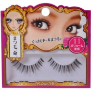 Isehan Kiss Me heroine make | Fake Eyelash | Impact Eyelash 11 Volume-Up