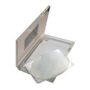 Silicone Lash Holder Pad Tray & Protective Film Kit in Case Eyelash Extensions / Semi-permanent eyelash extensions / False lashes extensions / Fake eyelash extensions