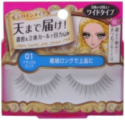 Isehan Kiss Me heroine make | Fake Eyelash | Impact Eyelash 01 Natural Long